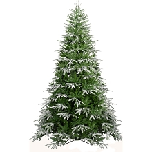 Fraser Hill Farm 9 Ft. Hunter Fir Artificial Christmas Tree - FFHF090-0SN