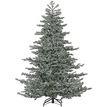 Fraser Hill Farm 7.5 Ft. Oregon Fir Artificial Christmas Tree - FFOF075-0SN