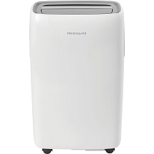 Frigidaire 10,000 BTU Portable Air Conditioner with Remote Control in White - FFPA1022T1