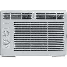 Frigidaire 5,000 BTU 115V Window-Mounted Mini-Compact Air Conditioner with Mechanical Controls - FFRA0511Q1