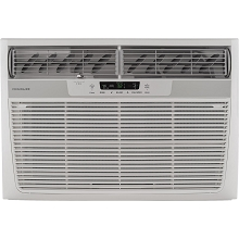 Frigidaire 28,000 BTU 230V Window-Mounted Heavy-Duty Air Conditioner with Temperature Sensing Remote Control - FFRA2822R2