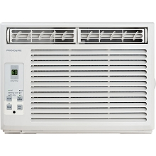 Frigidaire 5,000 BTU 115V Window-Mounted Mini-Compact Air Conditioner with Full-Function Remote Control - FFRE0533Q1