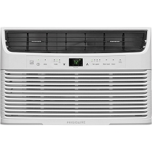 Frigidaire 5,000 BTU 115V Window-Mounted Mini-Compact Air Conditioner with Full-Function Remote Control, White - FFRE0533U1