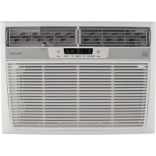 Frigidaire 15,100 BTU 115V Window-Mounted Median Air Conditioner with Temperature Sensing Remote Control - FFRE1533S1