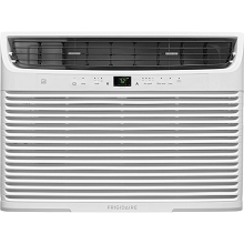 Frigidaire 15,000 BTU 115V Window-Mounted Median Air Conditioner with Temperature Sensing Remote Control - FFRE1533U1