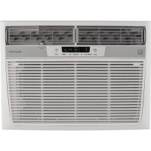 Frigidaire 25,000 BTU 230V Window-Mounted Heavy-Duty Air Conditioner with Temperature Sensing Remote Control - FFRE2533S2