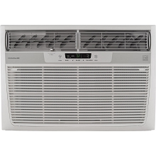 Frigidaire 25,000 BTU 230V Window-Mounted Heavy-Duty Air Conditioner with Temperature Sensing Remote Control - FFRE25L3SR/1