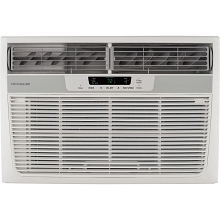 Frigidaire 8,000 BTU 115V Compact Slide-Out Chasis Air Conditioner/Heat Pump with Remote Control - FFRH0822R1