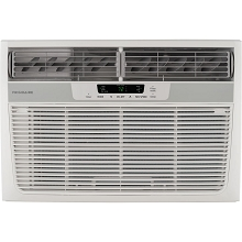 Frigidaire 12,000 BTU 230V Compact Slide-Out Chassis Air Conditioner with 11,000 BTU Supplemental Heat Capability - FFRH1222R2