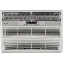 Frigidaire 18,500 BTU 230V Median Slide-Out Chassis Air Conditioner with 16,000 BTU Supplemental Heat Capability - FFRH1822R2