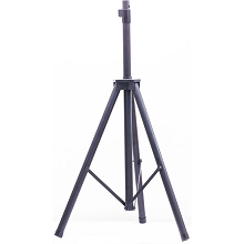 Hanover Height Adjustable Tripod Stand for Select Infrared Heat Lamps, Black, HAN1072ST-BLK