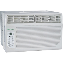 8,000 BTU 115-Volt Window-Mounted Air Conditioner with in.Follow Me in. LCD Remote Control - HANAW08A