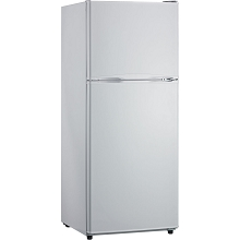 11.5 Cu. Ft. Energy Star Frost-Free Refrigerator with Top-Mount Freezer in White - HANRT12CW