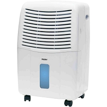 Haier America Energy Star 50-Pint Capacity Dehumidifier with Electronic Controls, HEH50ET