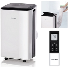 Honeywell 10,000 BTU Portable Air Conditioner with Wifi, HF10CESVWK