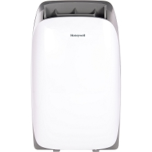 Portable Air Conditioner with Dehumidifier & Fan for Rooms Up To 450 Sq. Ft. with Remote Control (Gray/White) - HL10CESWG