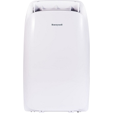 Portable Air Conditioner with Dehumidifier & Fan for Rooms Up To 450 Sq. Ft. with Remote Control (White) - HL10CESWW