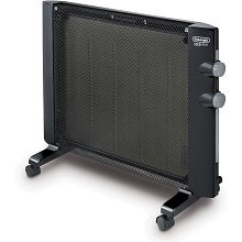Delonghi Black Mica Panel Heater - HMP1500
