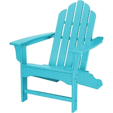 All-Weather Contoured Adirondack Chair in Aruba - HVLNA10AR