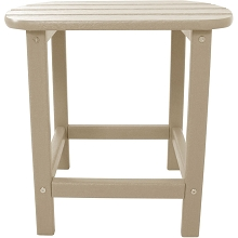 All-Weather Side Table in Sand - HVSBT18SA