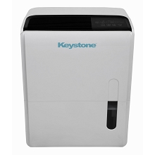 Keystone 95-Pint Dehumidifier with Built-In Pump - KSTAD957PA