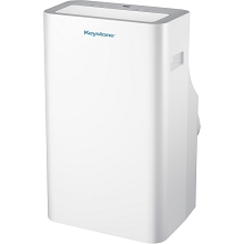 Keystone 12,000 BTU 115V Extra-Quiet Portable Air Conditioner with Remote Control - KSTAP12QD
