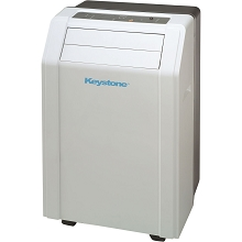 Keystone 13,500 BTU 115V Portable Air Conditioner with