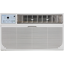 Keystone 12,000 BTU 230V Through-the-Wall Air Conditioner with 10,600 BTU Heat - KSTAT12-2HC