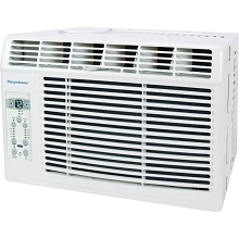 Keystone 5,000 BTU 115V Window-Mounted Air Conditioner with
