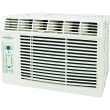 Keystone 6,000 BTU 115V Window-Mounted Air Conditioner with