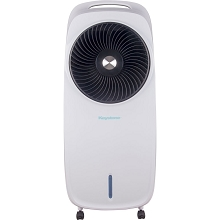 Keystone 7.5-Liter Indoor Evaporative Air Cooler (Swamp Cooler) in White, KSTE9721001-WHT
