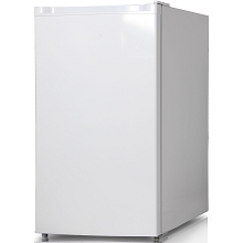Keystone Energy Star 4.4 Cu. Ft. Compact Single-Door Refrigerator with Freezer in White - KSTRC44CW