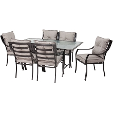 Lavallette 7PC Dining Set - LAVALLETTE7PC