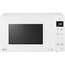 LG NeoChef 0.9 Cu. Ft. 1000W Countertop Microwave in Smooth White - LMC0975SW