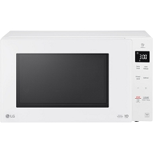 LG NeoChef 1.3 Cu. Ft. 1200W Countertop Microwave in Smooth White - LMC1375SW