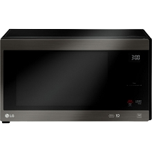 LG NeoChef 1.5 Cu. Ft. Countertop Microwave in Black Stainless Steel - LMC1575BD