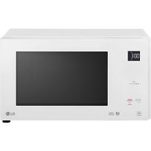 LG NeoChef 1.5 Cu. Ft. Countertop Microwave in Smooth White - LMC1575SW