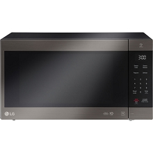 LG NeoChef 2.0 Cu. Ft. Countertop Microwave in Black Stainless Steel - LMC2075BD