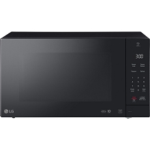 LG NeoChef 2.0 Cu. Ft. Countertop Microwave in Smooth Black - LMC2075SB