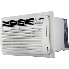 LG 8,000 BTU 115V Through-the-Wall Air Conditioner with Remote Control - LT0816CER