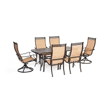 Manor 7PC Dining Set - MANDN7PCSW-2
