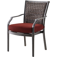 Mercer Dining Chair (Set of 4)  - 11205-D1-RED