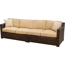 Metropolitan 2PC Loveseat Set in Sahara Sand - METRO2PC