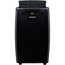 Portable Air Conditioner with Dehumidifier & Fan for Rooms Up To 450 Sq. Ft. with Remote Control (Black) - MN10CESBB