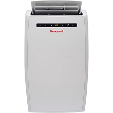 Portable Air Conditioner with Dehumidifier & Fan for Rooms Up To 450 Sq. Ft. with Remote Control (White) - MN10CESWW