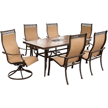 Monaco 7PC Dining Set - MONACO7PCSW