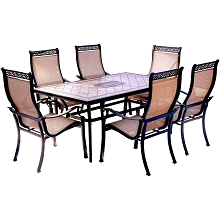 Monaco 7PC Dining Set - MONDN7PC