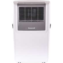 Honeywell 10,000 BTU Portable Air Conditioner with Remote in White/Gray - MP10CESWW