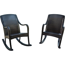 Orleans 2PC Rocking Chair Set - ORLEANS2PCRKR
