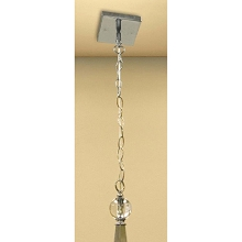 10 Ft. Chrome Chain Kit- Margo and Cluny Lighting - PE-LD